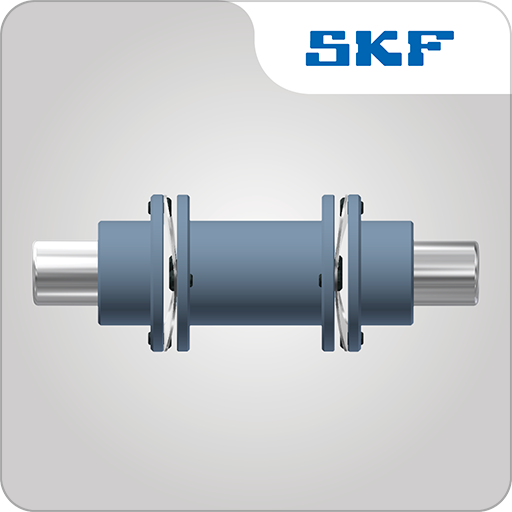 Spacer shaft alignment